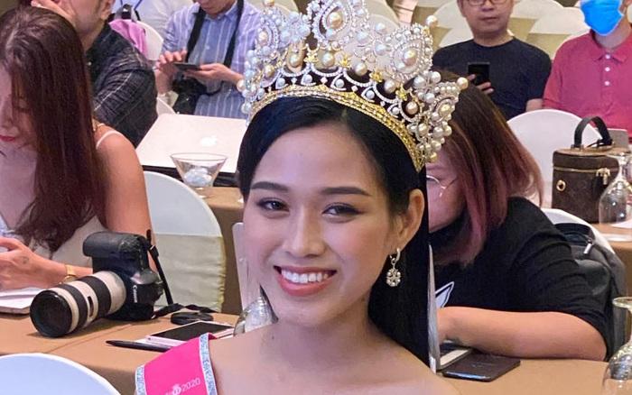 Tân Hoa hậu Việt Nam 2020 Đỗ Thị Hà chính thức lên tiếng về dòng trạng thái: