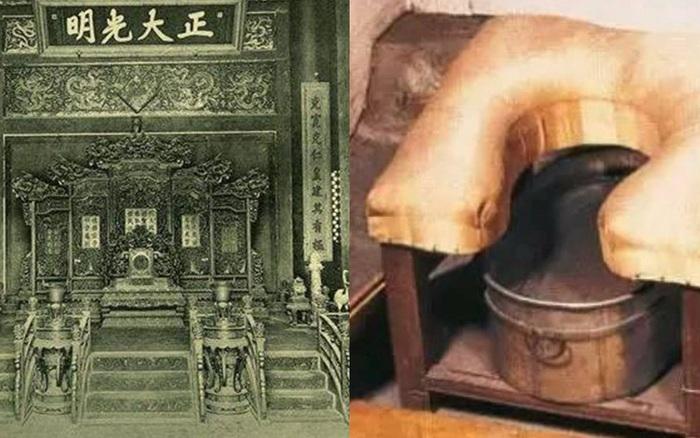 Tử Cấm Thành có 9.999 gian phòng nhưng hoàn toàn không có nhà vệ sinh, nếu Hoàng đế và phi tần muốn