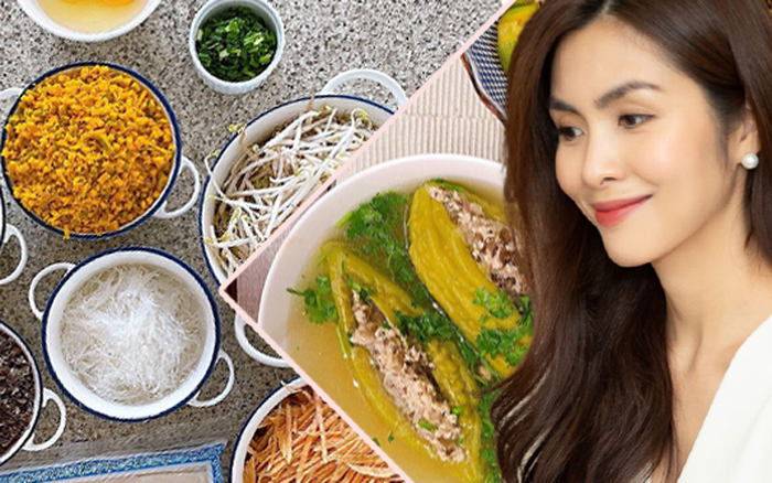 Hà Tăng đảm đang thứ 2, showbiz Việt hiếm ai dám nhận số 1: Có hẳn Instagram khoe món ngon tự làm, duy chỉ có món chay này cô bật mí công thức