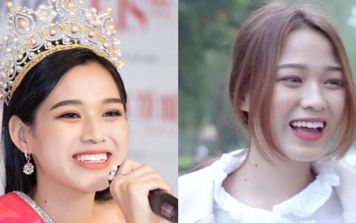 Tân Hoa hậu Đỗ Thị Hà lên tiếng khi tham gia show hẹn hò mà bị chê nhan sắc
