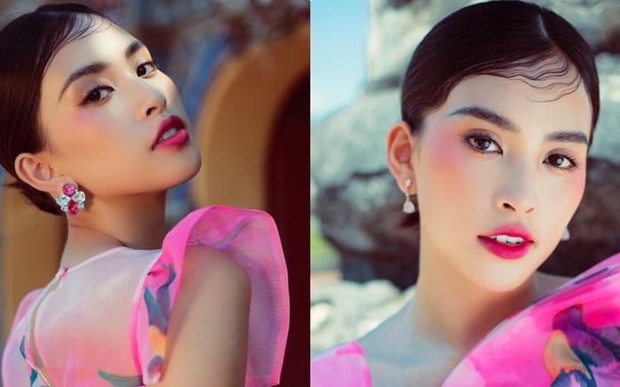 Hết nhiệm kỳ Hoa hậu mà Tiểu Vy vẫn đẹp rực rỡ thế này, bảo sao không được khen