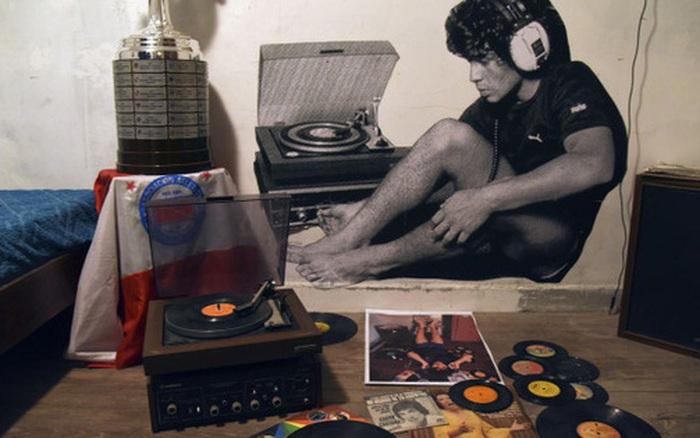 Khám phá nơi yên nghỉ cuối cùng của Maradona, căn nhà