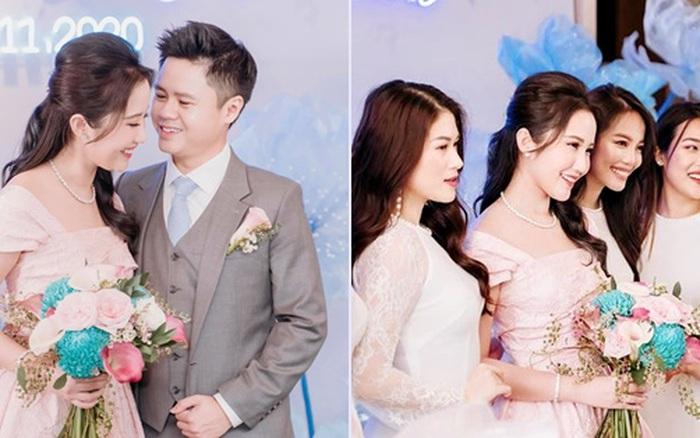 Thiếu gia Phan Thành bất ngờ tự đăng ảnh báo hỷ bên hôn thê Primmy Trương, nhưng 2 vợ chồng vẫn không follow nhau trên MXH!