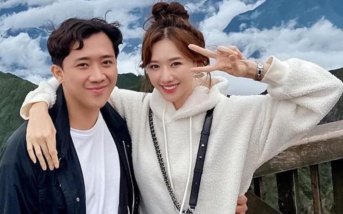Hari Won chạnh lòng kể chuyện Trấn Thành luôn dắt hội bạn đi chơi cùng, cưới nhau 4 năm nhưng 2 vợ chồng du lịch riêng đúng 2 lần