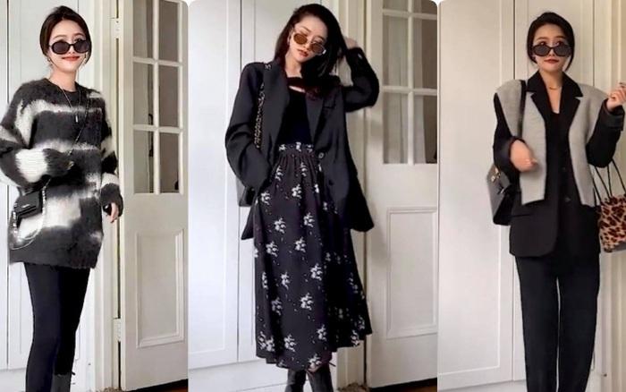 """9 công thức mix đồ dành riêng cho nàng ghiền màu đen: Cứ mặc lên người là """"chanh sả"""" miễn chê"""