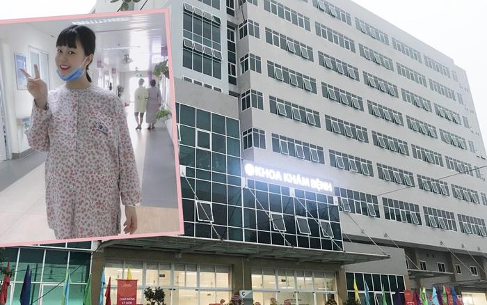 Nếu ngại đông đúc, mẹ bầu ở Hà Nội có thể chọn sinh con tại bệnh viện này, chi phí