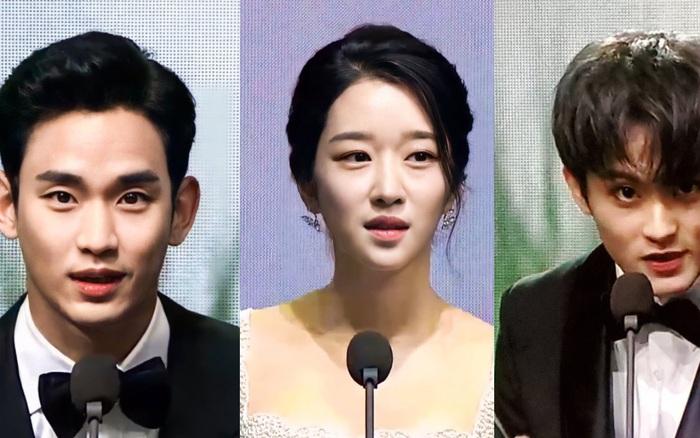 Kết quả AAA 2020: Kim Soo Hyun - Seo Ye Ji - TWICE thi nhau