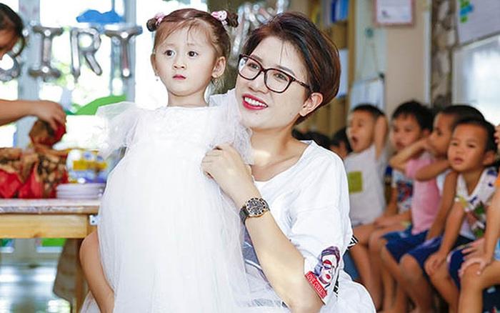 Giàu sụ như Trang Trần: Tặng sinh nhật con