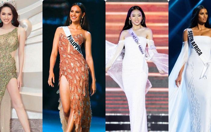 Thêm một pha nghi án váy nhái tại cuộc thi Hoa hậu: Bộ đầm mà Ngân Anh, Hương Giang từng mặc cũng bị