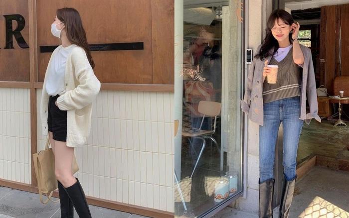 Mùa Đông ai chẳng đi boots cao cổ nhưng 3 cách diện sành điệu, hack chân dài đến nách thì không phải nàng nào cũng biết