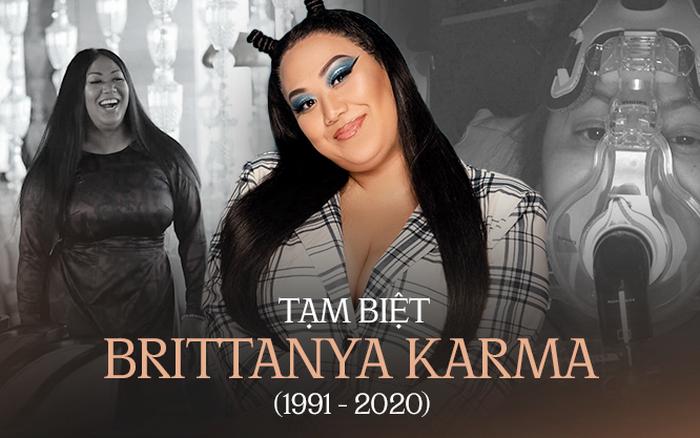 """""""Xin chào các bạn, tôi là Brittanya Karma, các bạn khỏe không?"""" - Xúc động nghe lại câu nói quen thuộc của vlogger người Việt vừa qua đời vì nhiễm Covid-19"""