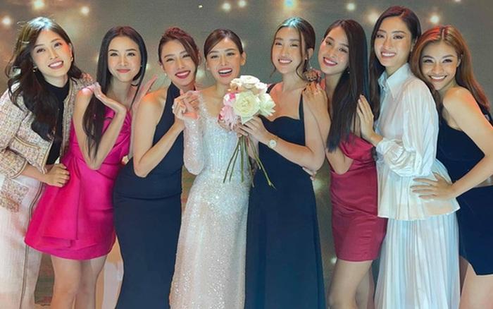 Khách mời toàn Hoa hậu, Tường San không tránh được khoảnh khắc