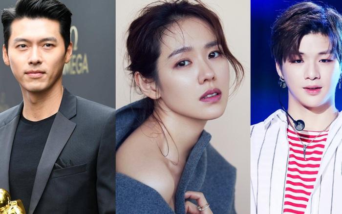 """Son Ye Jin vượt mặt Hyun Bin giành giải thưởng lớn, hạng mục nam gọi tên """"tình cũ"""" Jihyo (TWICE)"""