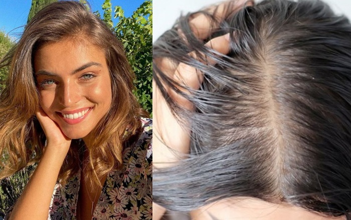 Trị tóc rụng như gái Pháp: Đầu tư một lọ tinh chất bởi tóc rụng cũng do lão hóa và chẳng chừa một ai