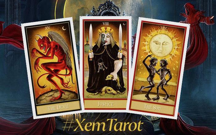 Trải bài Tarot và bốc 3 lá để khám phá vận may của bạn trong tháng 12 và ai sẽ là quý nhân giúp bạn có cuộc sống viên mãn thịnh vượng