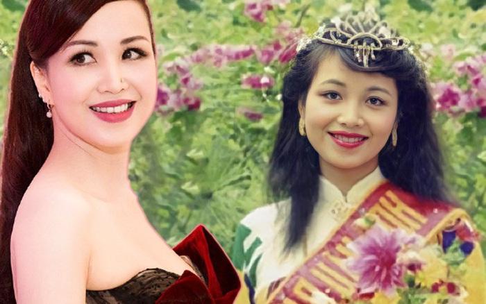 Hoa hậu thông thạo nhiều ngoại ngữ nhất Việt Nam: Nói được 5 thứ tiếng, từng bị Lại Văn Sâm hỏi khó 1 câu nhưng trả lời quá khôn ngoan