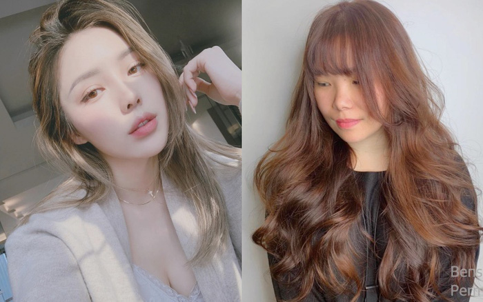 Cuối năm chưa biết làm tóc gì vừa đẹp vừa sang thì bạn hãy tham khảo ngay 4 màu tóc nhuộm này
