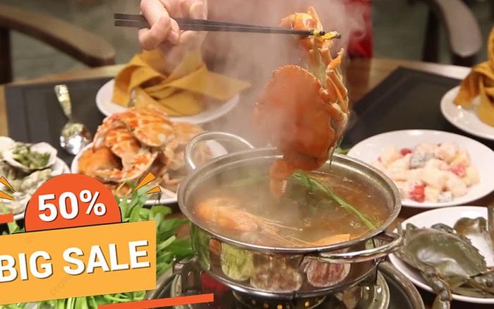 Gió mùa đông bắc về: Săn ngay các deal lẩu nướng đang giảm giá nhiệt tình tới 50%, Sài Gòn góp mặt cả khách sạn 5 sao
