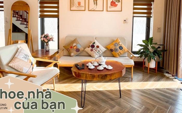 Ngôi nhà 1,25 tỉ đồng được xây dựng bằng cả 10 năm thanh xuân ấp ủ tặng ba mẹ của cô gái Hưng Yên - giáeurohômnay