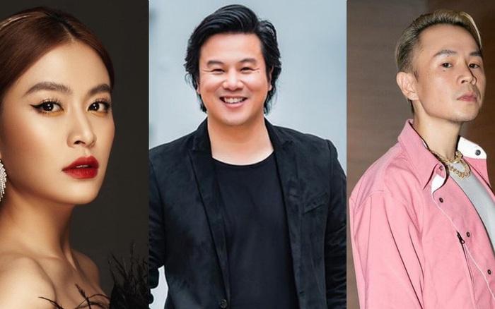 Binz - Hoàng Thuỳ Linh - Min tham gia đêm nhạc Coundown đón năm 2021, Thanh Bùi xuất hiện trở lại