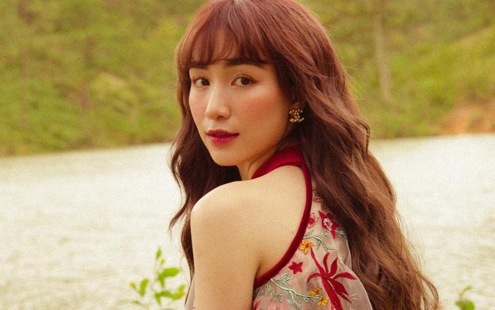 Hòa Minzy tái xuất đẹp dịu dàng sau nghi vấn đã sinh con