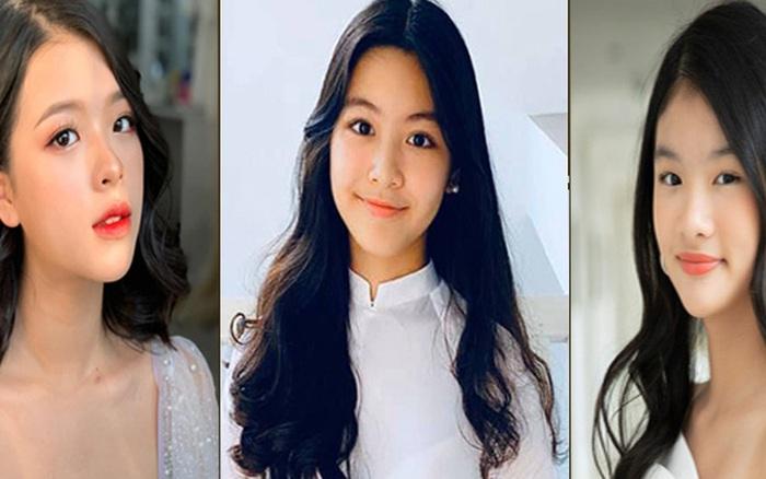 6 ái nữ nhà sao Việt dậy thì đẹp như hoa hậu: Người luôn gắn với hình ảnh ngoan hiền, người gây tranh cãi vì