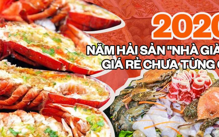 2020: Năm hải sản