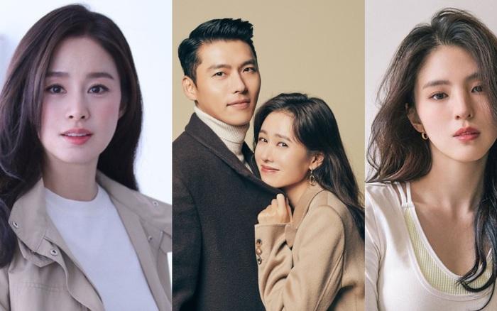 Hyun Bin vượt mặt Son Ye Jin trở thành diễn viên hot nhất Hàn Quốc 2020,