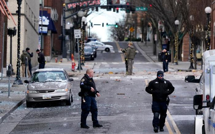 Vụ nổ ở Nashville: Nghi phạm hoang tưởng về 5G, tặng nhiều nhà cho phụ nữ?