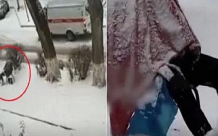 Cụ bà chết cóng giữa băng tuyết lạnh giá, hành động trước đó dẫn đến cái chết bi kịch của các nhân chứng gây phẫn nộ tột cùng