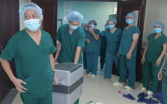 Nam công nhân cầu đường qua đời, người mẹ xin hiến tạng con cứu sống các bệnh nhân ở 3 miền đất nước