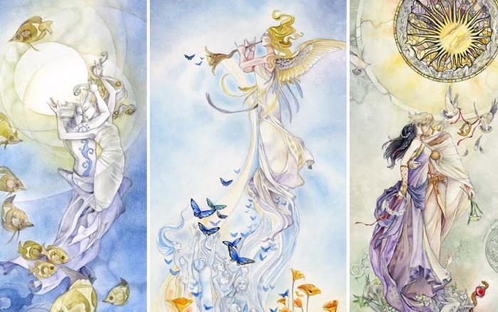 Rút một lá bài Tarot để xem diễn biến câu chuyện tình yêu của bạn thăng trầm ra sao trong tháng 12 này