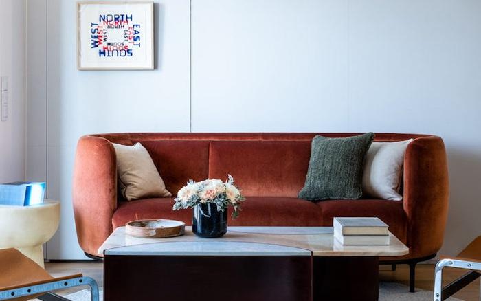 Căn hộ 17m² với đỉnh cao thiết kế vừa tiện nghi vừa đủ chức năng sinh hoạt