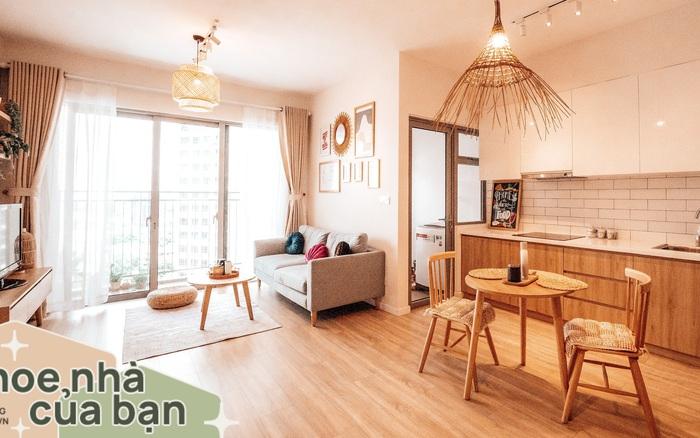 Chi 100 triệu đồng, cô gái độc thân hoàn thiện nội thất căn hộ 75m² cực sang chảnh ở Sài Gòn
