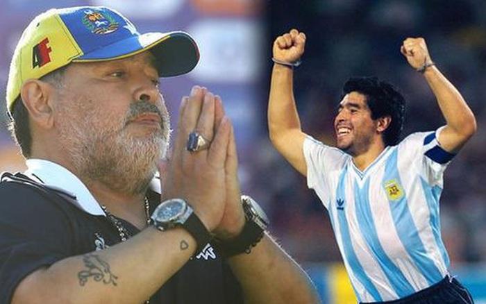 Huyền thoại Diego Maradona và vết trượt dài trong tệ nạn để rồi nhận hậu quả nặng nề cho những năm tháng chơi bời không hồi kết - vietllot 655