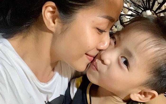 Con trai Ốc Thanh Vân: Một cậu nhóc đặc biệt với mái tóc dài mượt, từng đòi cưới mẹ nhưng trên hết là cách được mẹ dạy quá tuyệt vời