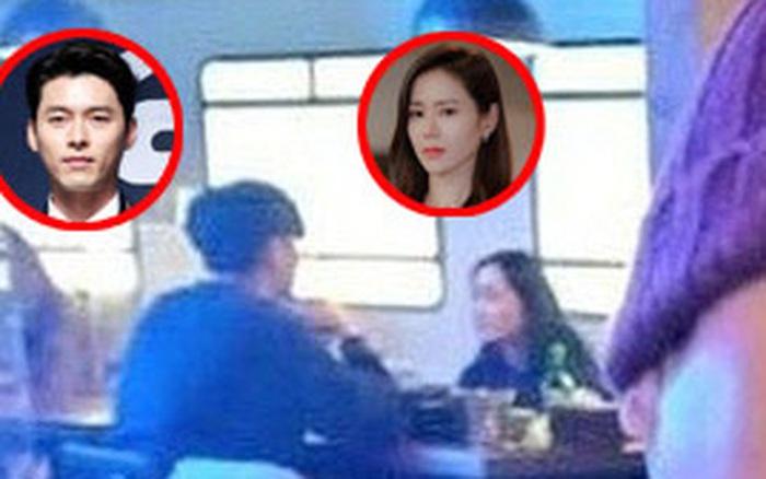 Hyun Bin và Son Ye Jin bị bắt gặp đang hẹn hò?