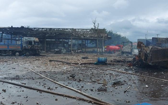 Một người Việt tử vong, 5 người bị thương trong vụ cháy nổ kinh hoàng ở Lào - vietllot 655