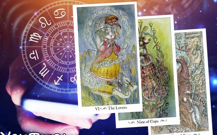 Rút một lá bài Tarot đại diện cho cung Hoàng đạo để biết vận may và cơ hội nào sẽ ập đến với bạn trong tháng 12 này
