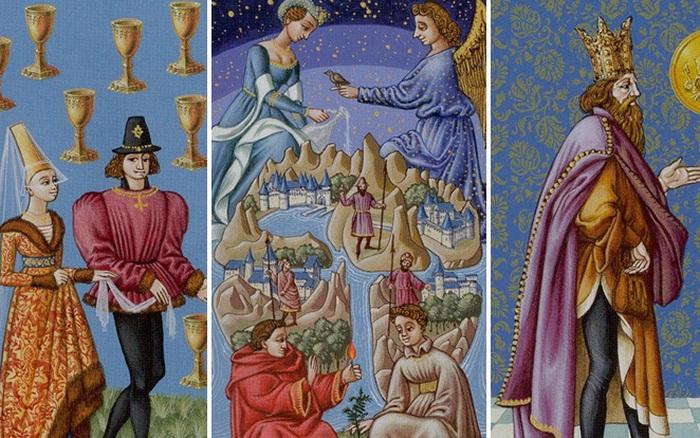 Rút một lá bài Tarot để khám phá xem tháng 12 này bạn có giàu có, dư dả, nắm bắt được cơ hội trở thành đại gia không