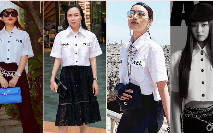 Vợ đại gia Minh Nhựa bắt trend hơi chậm, chẳng ngại so kè style từ Phượng Chanel đến Jennie - xs thứ bảy