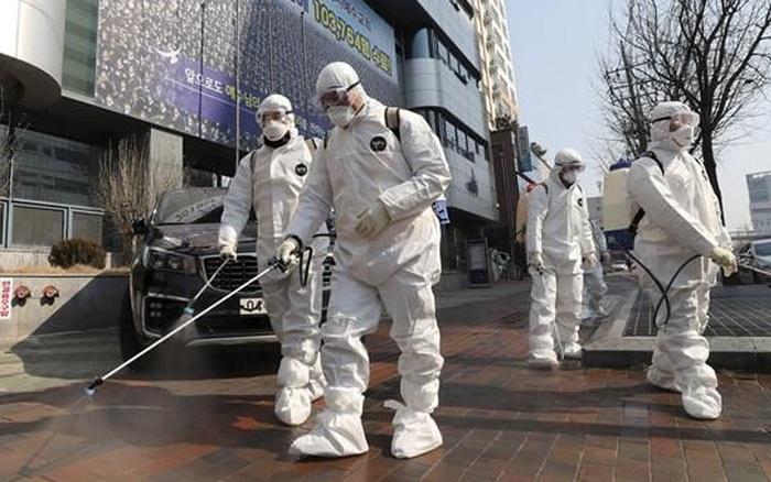 544 người từng đến nhà thờ ở Daegu đang có triệu chứng nhiễm virus corona