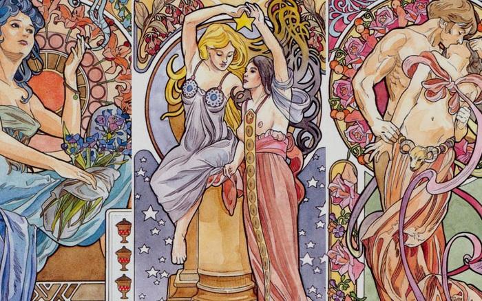 Rút một lá bài Tarot để giải mã may mắn và cơ hội ... - xs thứ tư