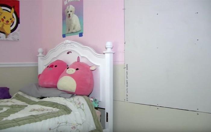 Căn phòng của bé gái 9 tuổi tưởng chừng bình thường nhưng chứa một ... - xs thứ tư