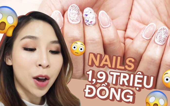 Bỏ 1,9 triệu để làm nails tại Hàn Quốc, ai cũng cho là quá đắt nhưng ...