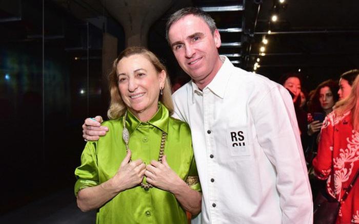 Raf Simons chính thức trở thành giám đốc sáng tạo của Prada, lập ... - xs thứ sáu