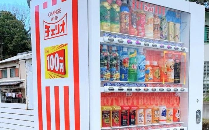 Máy bán hàng tự động tại Nhật gây ngạc nhiên lớn khi ...