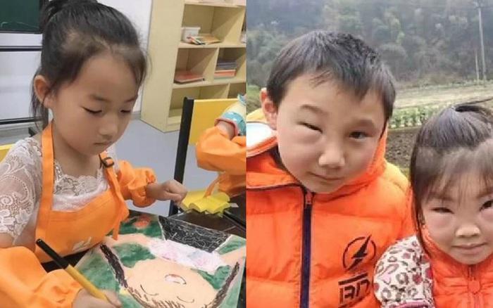 Dân mạng nghi ngờ gương mặt sưng tấy của hai đứa bé là do bạo hành ...