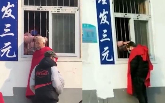 Thợ làm tóc đóng cửa tiệm vì dịch bệnh nhưng khách ...