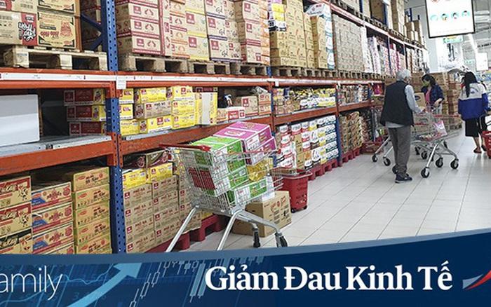 hàng loạt siêu thị đảm bảo cung ứng đủ hàng hóa cho người dân